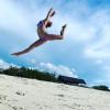 17-летняя Алёна Косторная поразила растяжной на крайне откровенном фото