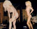 Леди ГаГа выложила новую порцию эротических фото