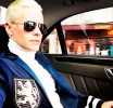 Джаред Лето стал платиновым блондином с короткой прической