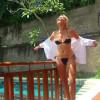 40-летняя Елена Летучая похвасталась подтянутой фигурой