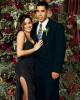 Ретрофото. Меган Маркл встречает Рождество со своим первым бойфрендом. 1997 год