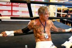 62-летний Микки Рурк готовится провести в Москве свой 9-й бой на профессиональном ринге