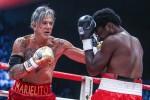 62-летний Микки Рурк одержал 7-ю победу в профессиональном боксе