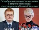 Виталий Милонов 20 лет назад