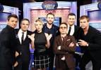 «Мстители» в полном составе на шоу Джимми Киммела