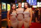 Соблазнительные наряды девушек из группы NikitA