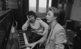 Ретрофото. Валерий Леонтьев и Игорь Николаев, 1985 год