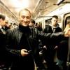 Один из ведущих мировых диджеев Пол ван Дайк в московском метро