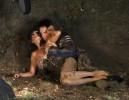 Пенелопа Круз и Бен Стиллер на съемках фильма «Образцовый самец 2»