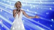 Полина Гагарина успешно дебютировала на «Евровидении»
