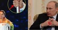 Обручальные кольца Путина и Кабаевой