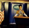 Рианна выступила в Белом доме