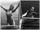 Рита Ора искупалась в ооочень холодной воде