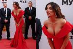 Анна Седокова шокировала зрителей премии Муз-ТВ