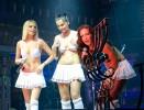 Группа «Серебро» на концерте в Уфе