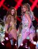 Шакира и Дженнифер Лопес на Супербоуле 2020