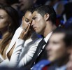 Подруга Криштиану Роналду Ирина Шейк показала голую грудь на официальной церемонии