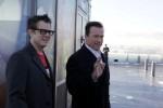 Арнольд Шварценеггер и Джонни Ноксвилл посетили Москву