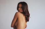 19-летняя дочь певицы Славы, Александра Морозова, снялась голой