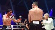 Виталий Кличко техническим нокаутом победил Мануэля Чарра