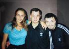 Ретрофото. Алена Водонаева и группа «Руки вверх». 1998 год