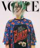 Пермская школьница нарисовала Билли Айлиш и стала автором обложки Vogue