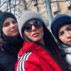 35-летняя Юлия Волкова выложила фото с подросшими детьми