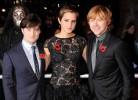 Эмма Уотсон на премьере фильма Гарри Поттер и Дары смерти фото