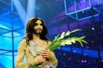 Кончита Вурст выиграла «Евровидение-2014» (ФОТО)