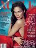 Дженнифер Лопес снялась для апрельского номера Vogue (4 ФОТО)