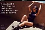 Джессика Альба в журнале GQ