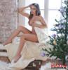 Участница шоу «Уральские пельмени» Юлия Михалкова в журнале Maxim (январь, 2013)