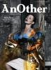 Кейт Мосс на четырех обложках AnOther Magazine (24 ФОТО)