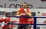 Владимир Кличко. Фото Дмитрия Саламатина