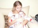 Кристина Асмус и её семья (132 ФОТО)