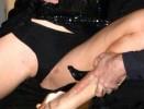 Ксения Собчак продемонстрировала прыщи между ног (ФОТО)