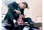 Леонардо Ди Каприо появится на обложке октябрьского GQ (6 ФОТО)