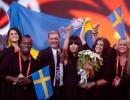 Фоторепортаж о победе Лорин на «Евровидении-2012» (29 ФОТО)