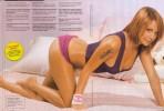 Обнажённая певица МакSим в журнале Maxim фото