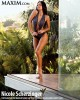 фотография Николь Шерзингер для журнала Maxim