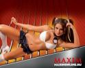 Певица Нюша обнажилась для журнала Maxim (6 ФОТО)