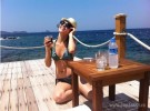 Сати Казанова в купальнике фото