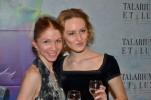Надежда Илларионова и Дарья Паржизек - ведущие солистки театра