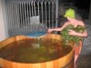 Анастасия Волочкова - продолжение банной обнажёнки (5 ФОТО)
