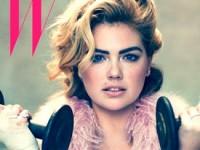 Кейт Аптон посетила спортзал ради фотосессии для W Magazine (7 ФОТО)