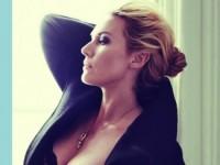 Роскошная Кейт Уинслет в ноябрьском Esquire (7 ФОТО)
