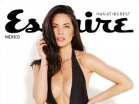 Сексапильная Оливия Манн в мексиканском Esquire (7 ФОТО)