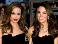 Кейт Миддлтон пригласила Анджелину Джоли на чаепитие