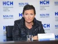 Диана Арбенина пригласила екатеринбуржцев на концерт (ВИДЕО)