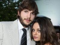 Эштон Катчер и Мила Кунис поженились на минувших выходных